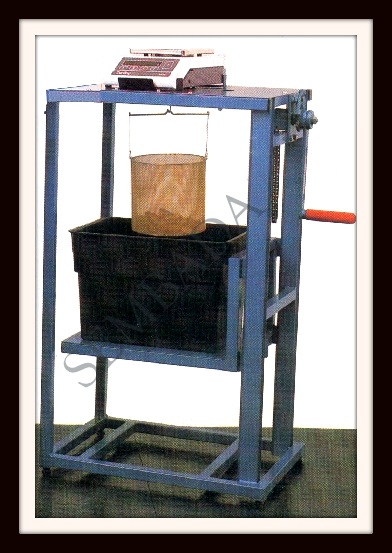 Specific Gravity & Absorption Of Coarse Aggregate Test